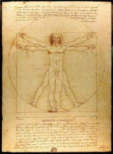 Da Vinci Vetruve Luc Viatour